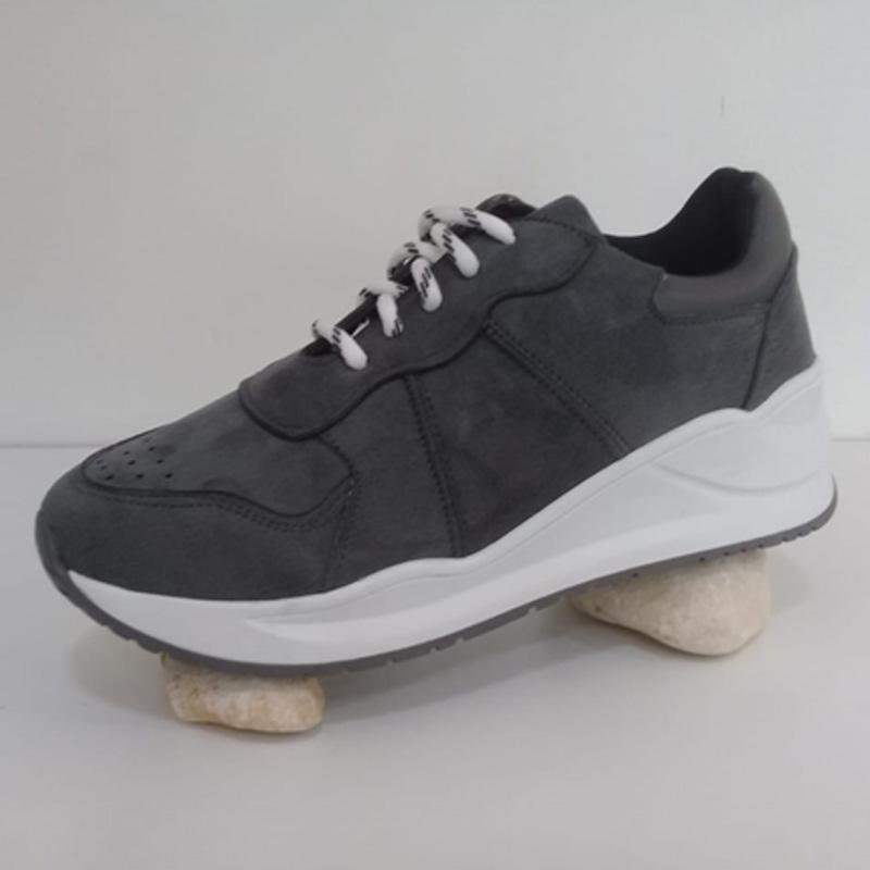 Women Shoes ( Grey )